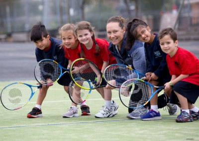 Grand Slam Winner, Samantha Stosur visits our school