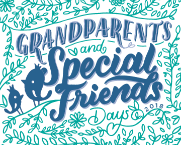 Grandparents and Special Persons Day
