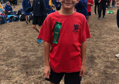 District Cross Country 2019