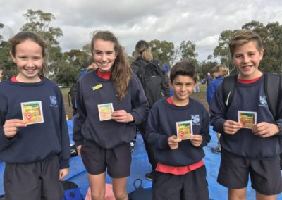 2019 Cross Country Division Championships