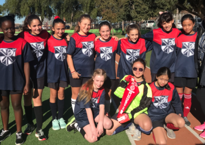 SOCCER GIRLS GRAND FINAL 2019