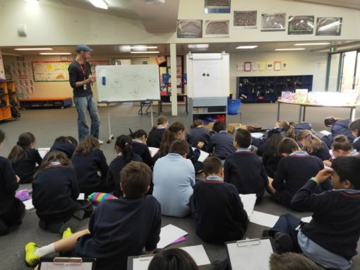Adam Wallace – Book Week Author Visit