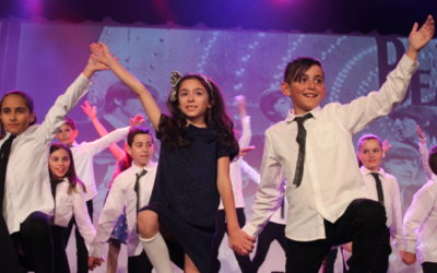 Turn Back Time – Holy Name Primary School Production
