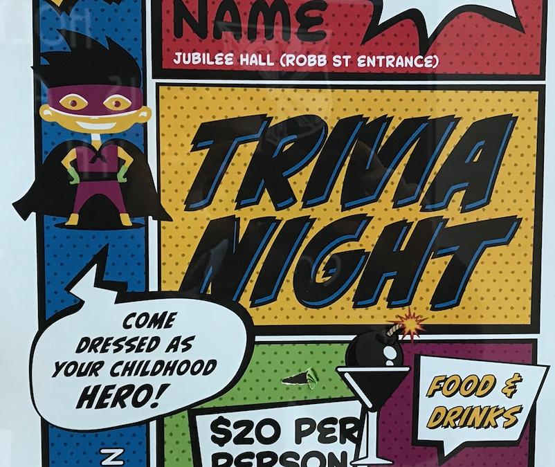 Holy Name P&F Trivia Night