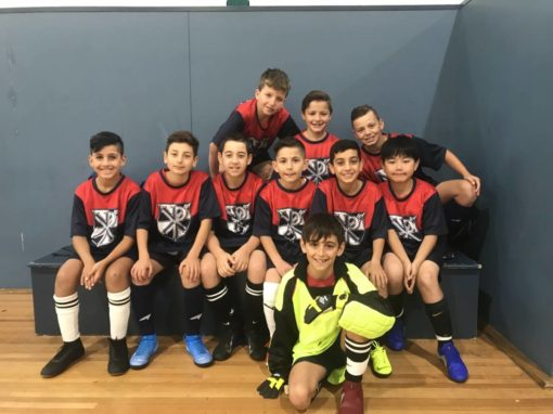 GRADE 3/4 RESERVOIR FUTSAL TOURNAMENT