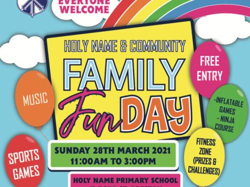 2021 Family Fun Day