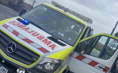 Prep Visits from the Police, Fire and Ambulance Services